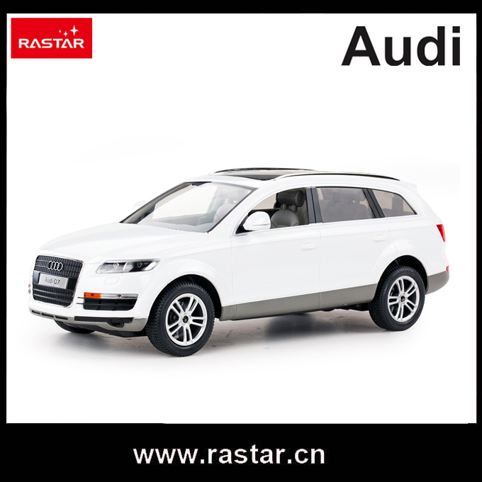 Rastar Licensed RC Audi Q Toy Cars With Remote Control - Audi remote control car