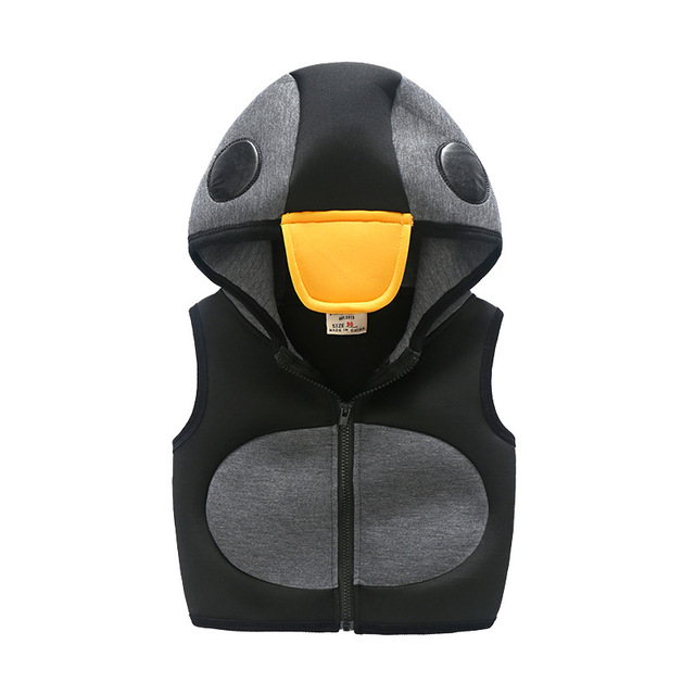 39e3a1a8c Children Clothing Spring Autumn Baby Vest Hooded Kids Waistcoat Cute ...