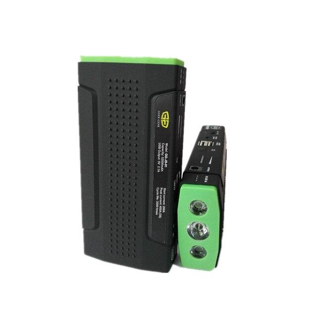 Пульс Зарядное Устройство Поддерживает 12 В Стартер 2 USB для Ipad Камеры высокое Качество Усилитель Для Бензиновых и Автомобиль SOS Сигнальная лампа