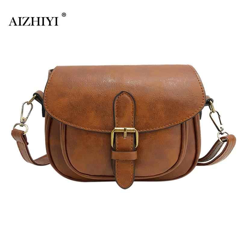 daaa0266d7f7 Women Vintage Small Square Messenger Bags Casual Shoulder Crossbody Bags  Soft PU Leather Handbags Clutches Ladies
