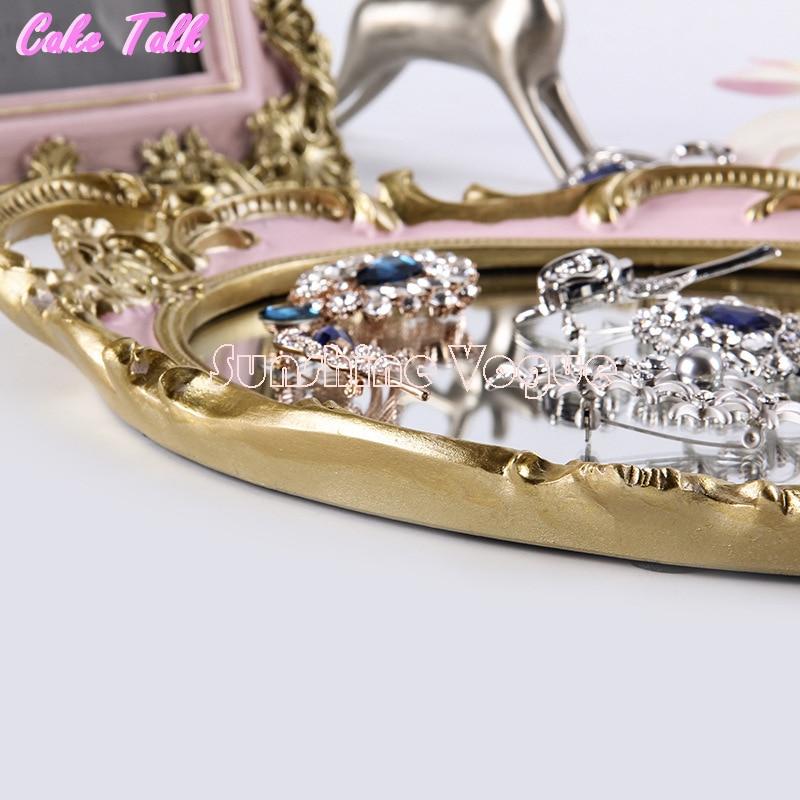 Europski ukras za okrugle ladice za držač nakita za palačinke s - Kuhinja, blagovaonica i bar - Foto 6