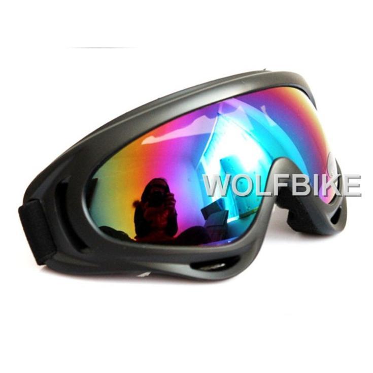 WOLFBIKE Airproof Airsoft Snowmobile Skijaške naočale Zaštitne - Biciklizam - Foto 3