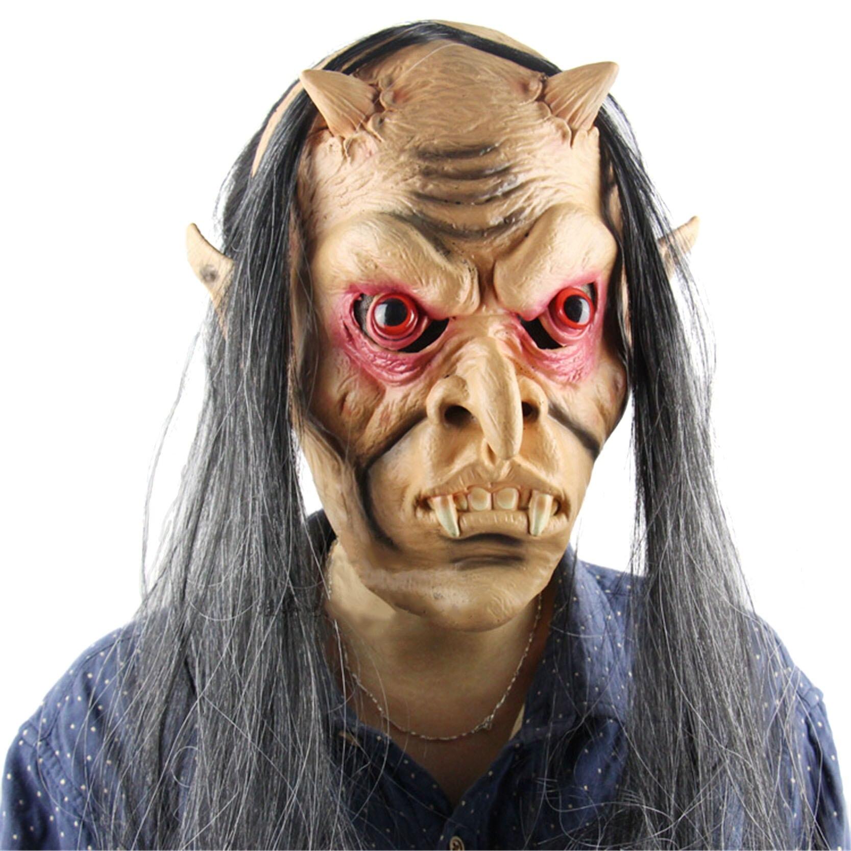 Online Get Cheap Halloween Devil Masks -Aliexpress.com   Alibaba Group
