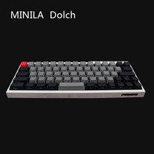 Schwarz PBT blank weiß grau mechanische tastatur filco minila air starke PBT weiße seite drucken keycap kirsche mx OEM schwarz grau