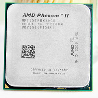AMD Phenom II X6 1055 T 2.8 Ghz/6 M/125 W שש ליבות Socket AM3/משלוח חינם מעבד מעבד AM2 + 938 פין