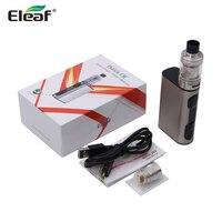 Original Eleaf IStick QC Kit 200W IStick QC Box Mod Vape And 3 5ML MELO 300
