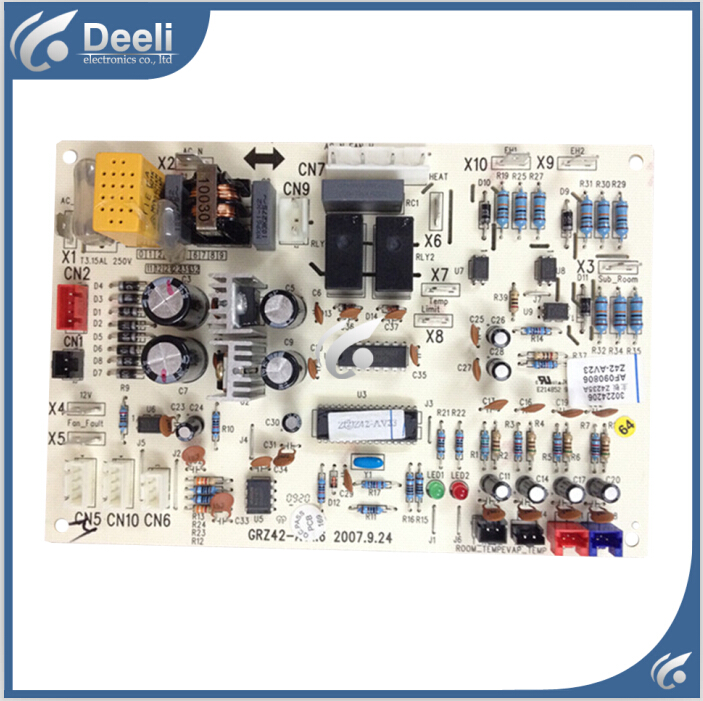 все цены на 100% new good working for air conditioning board 30224206 main board Z4235A GRZ42-A онлайн