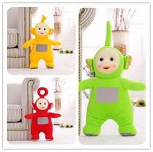 2018 Hot Sale Teletubbies Plush Doll Toys 4pcs/set 20cm Stuffed Baby Kids High Quality