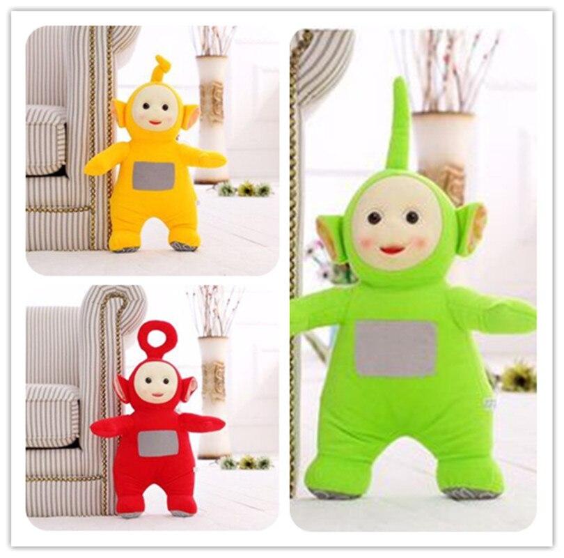 2018 Hot Sale Teletubbies Plush Doll Toys 4pcs/set 20cm Teletubbies Stuffed Toys Baby Kids Toys High Quality