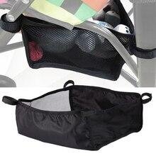 Baby Stroller Basket Newborn InfantOrganizer Bag Mama Carriage Buggy Pram Cart Basket Hook Backpack Stroller Accessories