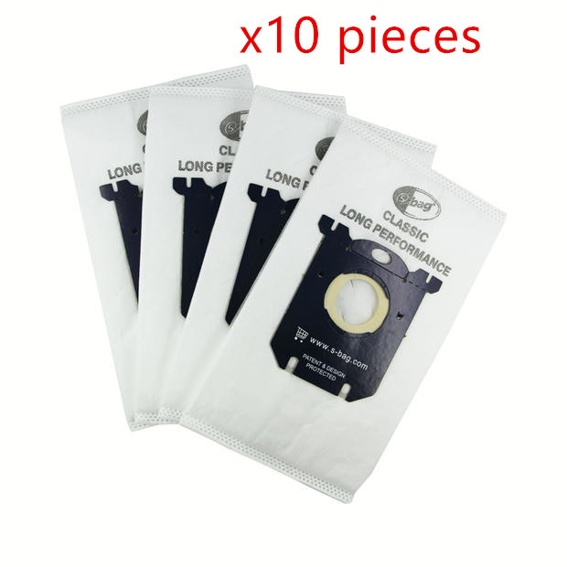 10 pcs/lot Vacuum Cleaner Bags Dust Bag Filter Bag for FC8202 FC8312 FC8390 FC8406 FC9000 HR8300 series Universe etc! Cheapest ! 10 pcs lot efficient filter cleaner dust bag disposable garbage bags bag for vacuum cleaner dust cleaner accessories