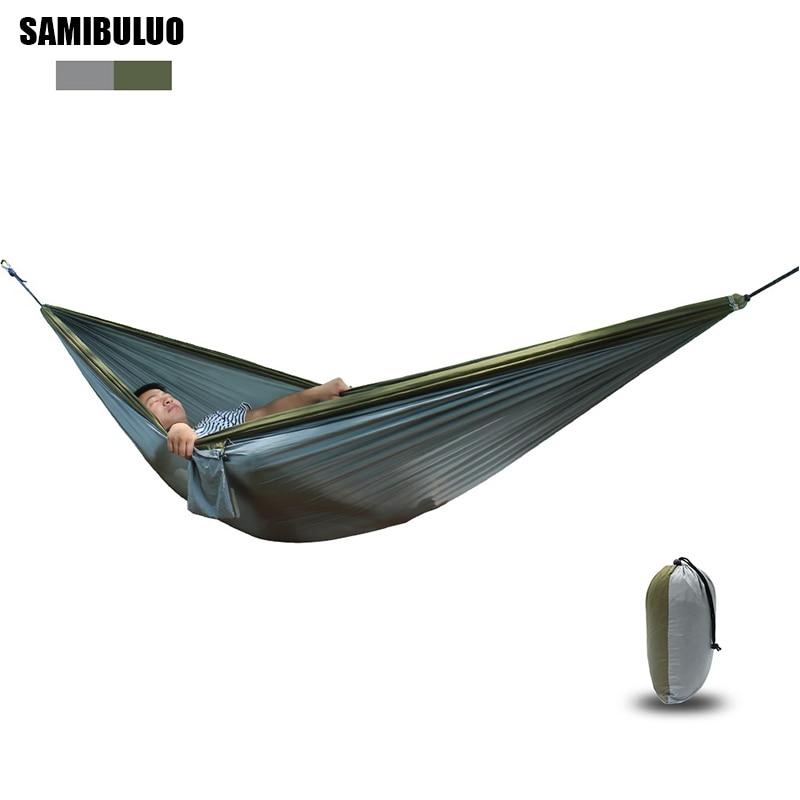 Outdoor Parachute hammock Swing bed Big Hammock Size 300*200cm                                                                  Outdoor Parachute hammock Swing bed Big Hammock Size 300*200cm