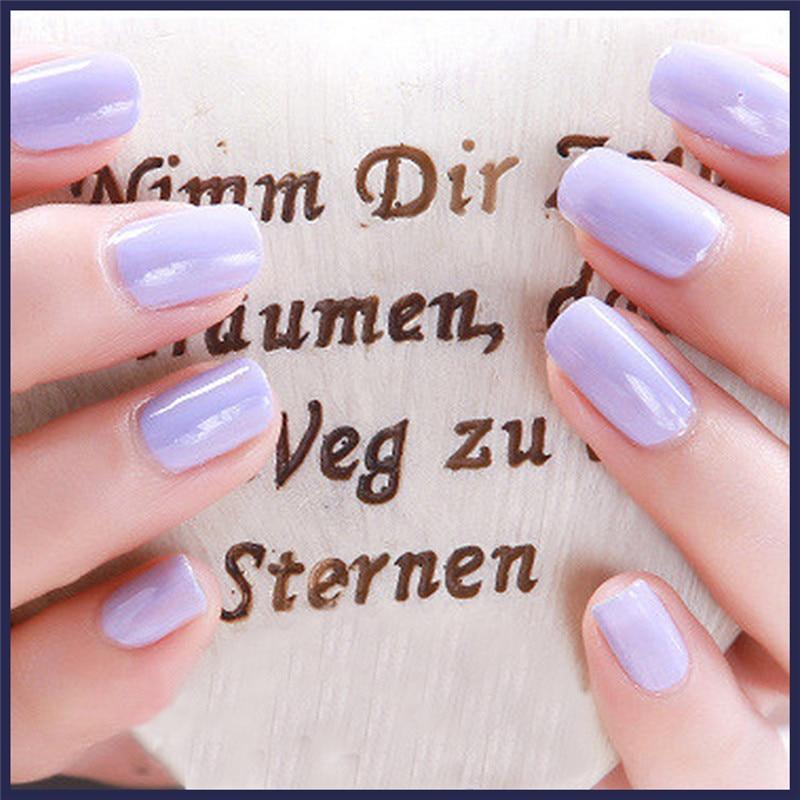 Gel Len 6pcs UV Color Nail Gel Polish High Quality DIY Nail Art ...