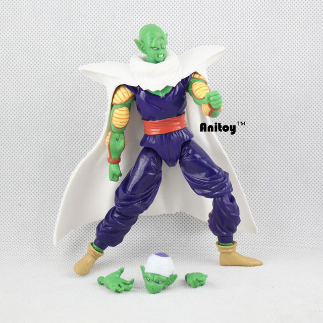 6pcs Set Dragonball Z Joint Moveable Action Figure Toy