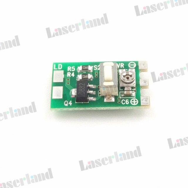 0-800mA 3V-4.5VDC Laser Diode Driver Power Supply for Oclaro 700mW Orange Red LD