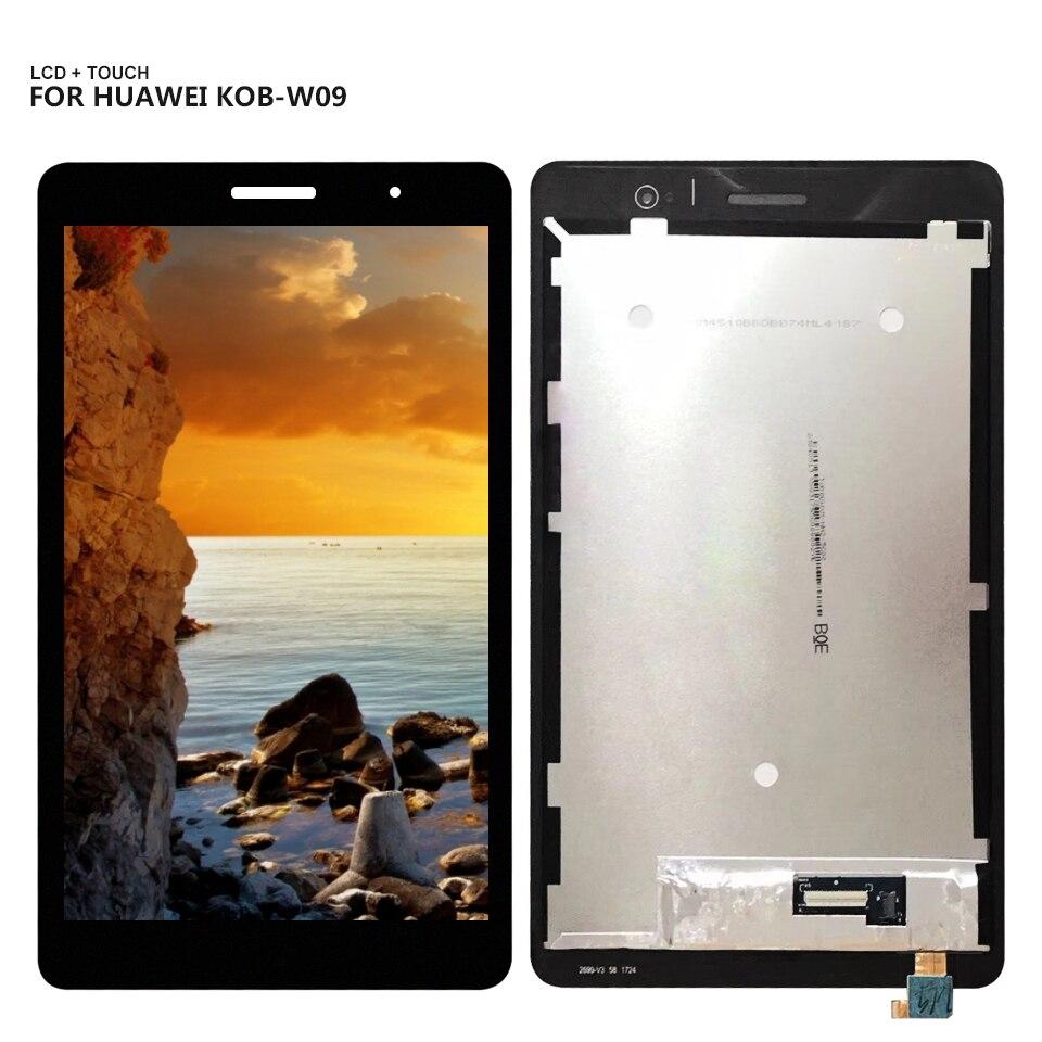 Дигитайзер сенсорного экрана для Huawei Mediapad T3 8,0, сменный ЖК-дисплей в сборе для Huawei Mediapad T3 8,0, KOB-L09, T3 8