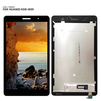 For Huawei Mediapad T3 8.0 KOB L09 KOB W09 T3 8 Touch Screen Digitizer Lcd display assembly Replacement