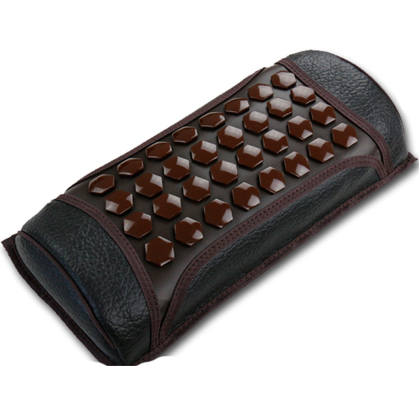 2016 Free Shipping Health Care Thermal Jade Pad with Far-infrared Korea Jade Heating Massage Pillow Free Shipping