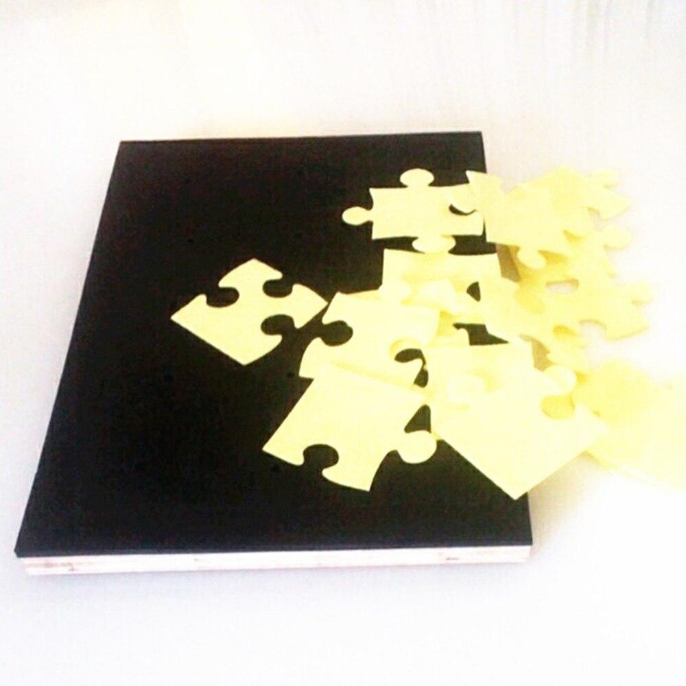 Puzzle Die Size 11 7 x8 3 x5 8 make puzzle26x17cm 15pcs used for plus pro