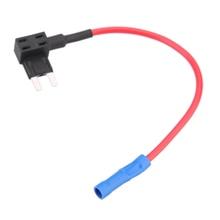 все цены на 2-Add A Circuit Fuse Tap Piggy-Back Fuse Holder APS ATT Mini Low Profile онлайн