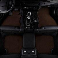 Custom Car Floor Mats For Fiat All Models Punto Panda 500 Linea Bravo Sedici Freemont Albea