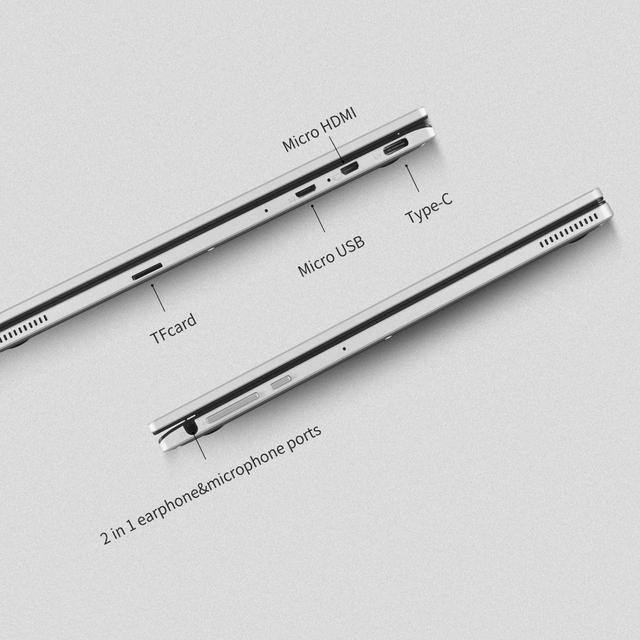 Jumper EZbook X1 11.6″  Touchscreen 64GB
