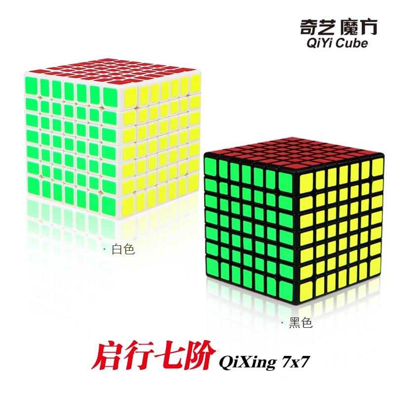 XMD Mofangge QiXing 7x7x7 Qiyi Cubo stickerless