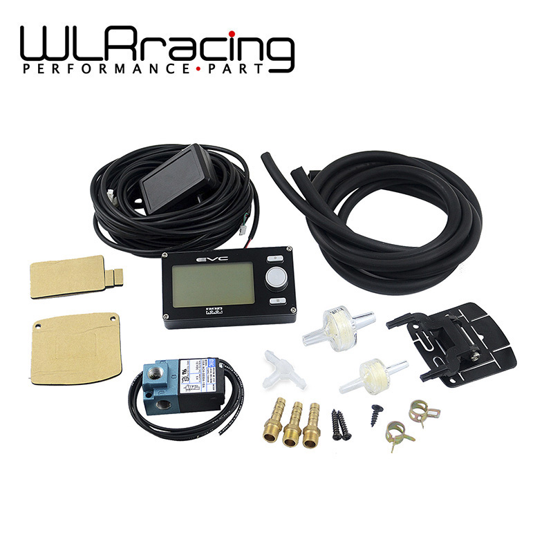 WLR STORE SPECIAL OFFER Digital LCD Display EVC 6 Electronic Valve Boost Controller Range 7 31