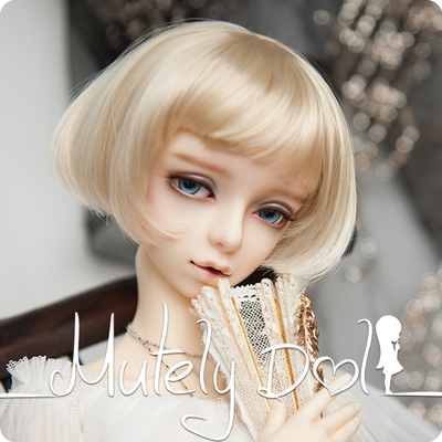 1/3 BJD wig bobo short  hair  doll  DIY High-Temperature Wire for 1/3  DD  BJD SD dollfie