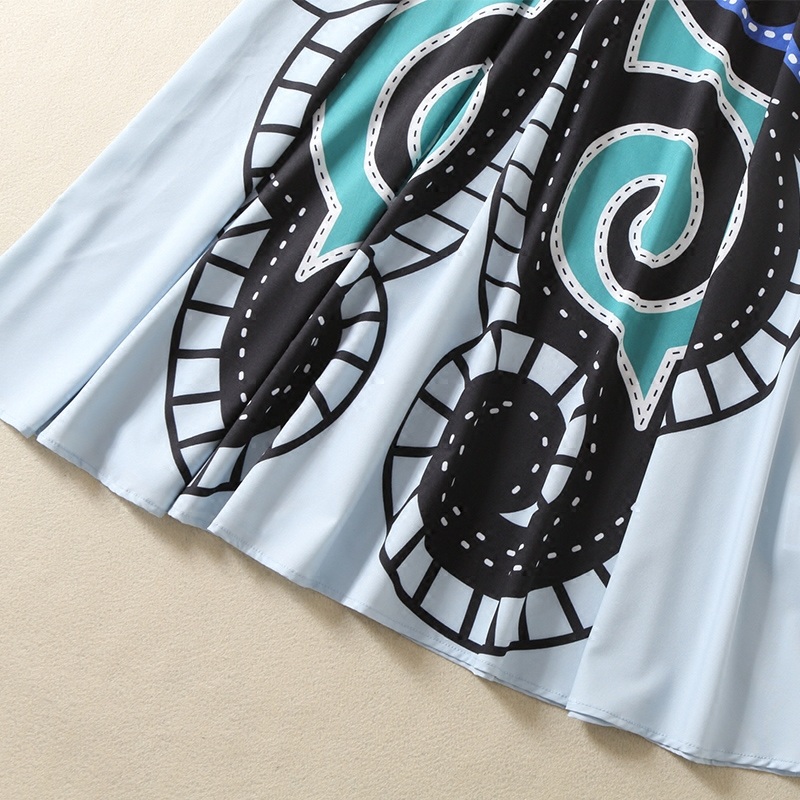 Ziwwshaoyu Maxi Qualité Col Manches Papillon Multi Robe Peter Pan À Longue Designer Imprimé Printemps Supérieure Femmes De Longues Pour SzVpqjLUMG