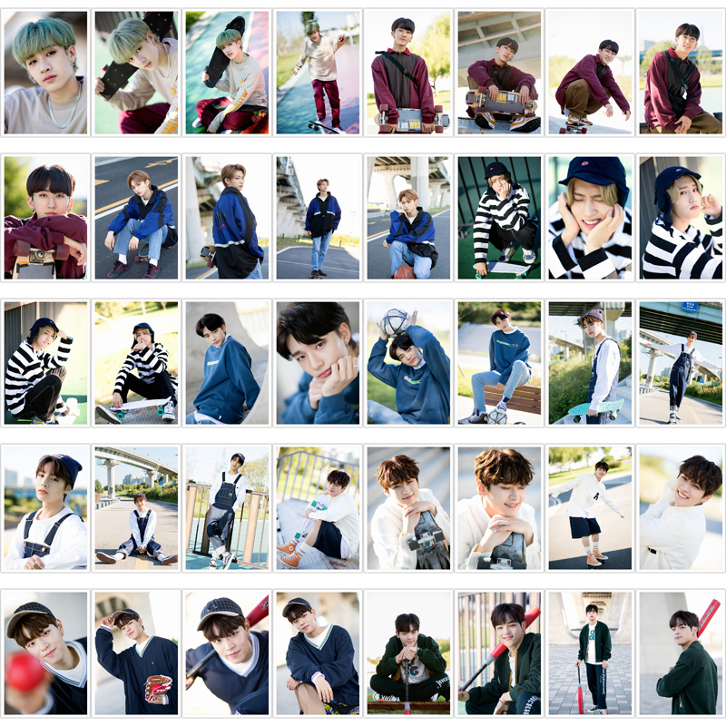 Stray Kids Mini 3 Series I AM YOU Shooting Highlights with the Polaroid  Lomo Card