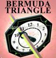 Бермудский треугольник - магический трюк, крупным планом магия, волшебники, часы магия, ментализм