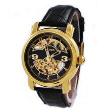 Аутентичные wilon veyron j механические часы автоматические часы мужчины механическая кожа восстановление древних путей с мужчинами смотреть мешок почты