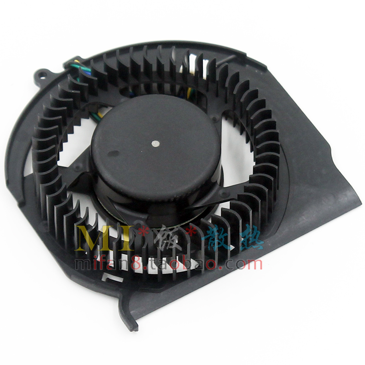 BFB1012L Computer VGA Cooler Fan For NVIDIA Reference Board ZOTAC XFX 9800GTX Graphics Video Card Cooling 1pcs graphics video card vga cooler fan for ati hd5970 hd4870 hd4890 hd5850 hd5870 hd4890 hd6990 hd6970 hd7850 hd7990 r9295x