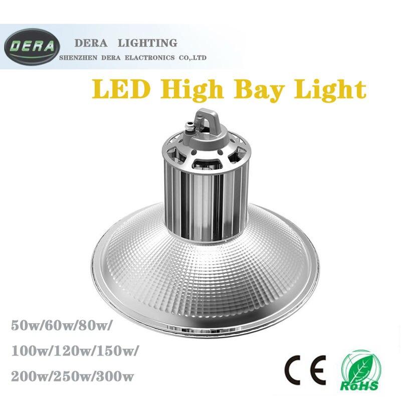 120W integrirana industrijska rasvjeta svjetiljka s visokim zaljevima - Profesionalna rasvjeta - Foto 5