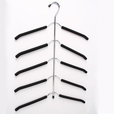 Вешалка для одежды, органайзер для одежды, 1 шт., многослойная вешалка для одежды, Perchas Para La Ropa - Цвет: 16 40X56.5cm