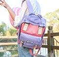 Стейси мешок 071016 горячие продажа леди мода холст путешествия рюкзак детская школа сумка