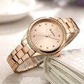CURREN часы женские повседневные Модные кварцевые наручные часы кристалл дизайн дамы подарок бренд платье часы наручные часы relogio feminino