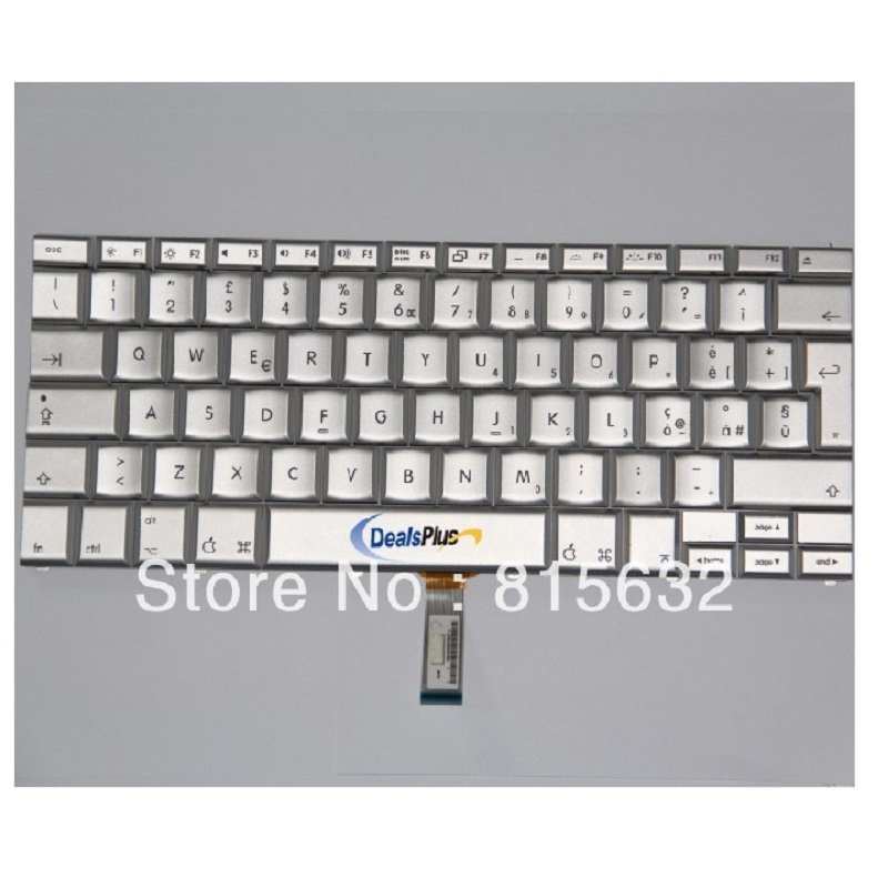 3pcs/lot New FOR Apple Macbook Pro 17 A1261 ITALY ITALIAN laptop keyboard, WHOLESALE ! battery for apple macbook pro 17 a1189 a1212 a1261 a1151 ma092 ma458