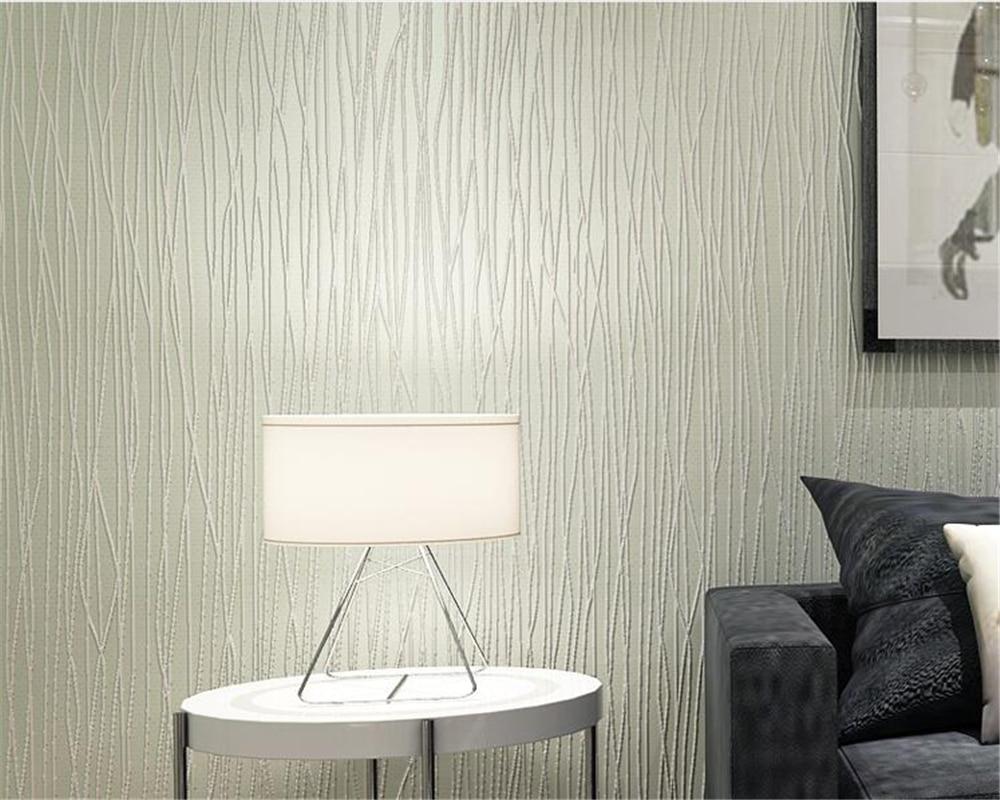 Beibehang Plain Farbe 3D Grau Linien Tapete Moderne Minimalist