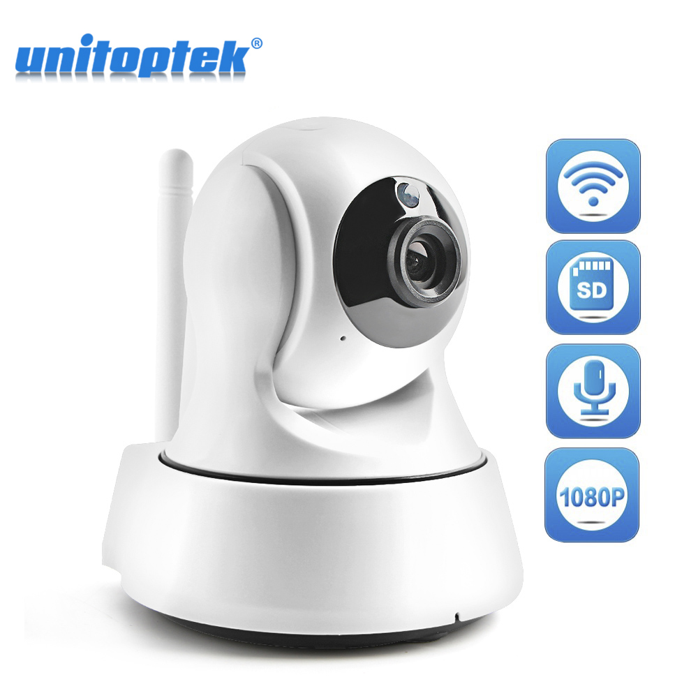 Mini HD 1080P WIFI IP Camera Wireless IR-CUT Night Vision CCTV Cam Two Way Audio Security Smart Camera Wi-Fi 2MP P2P APP View