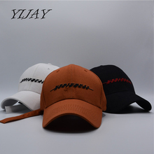 e4f95cffdd683 2018 sumer autumn baseball cap embroidery letters sun hat peraonality  lovers hip-hop hat long