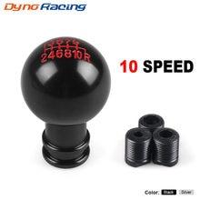 Pommeau de changement de vitesse de voiture | De Sport universel, course 10 vitesse BX101524