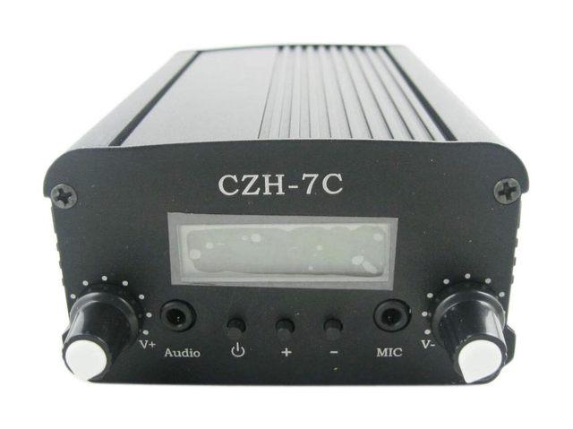 CZE7C CZH-7C 7 w FM PLL estéreo transmissor frete grátis