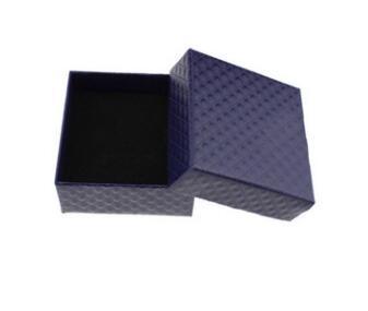 علبة هدايا فاخرة سميكة Te أعلى درجة الجلود خاتم مربع والمجوهرات عرض حقيبة للتخزين ل خاتم الزواج عيد الحب هدية