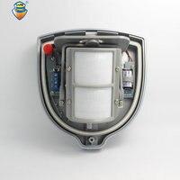 (1PCS)Outdoor wireless Double PIR Sensor with Waterproof 433Mhz Lithium Battery Anti Burglar Motion detector infrared Alarm