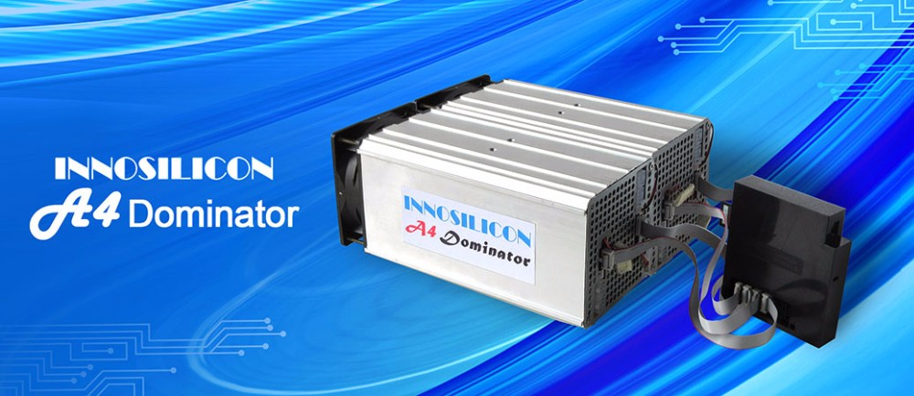 FREE SHIPPING Newest A4 Dominator 280M Scrypt Miner Litecoin Miner 280M INCLUDE power supply better than A2 Terminator 110M