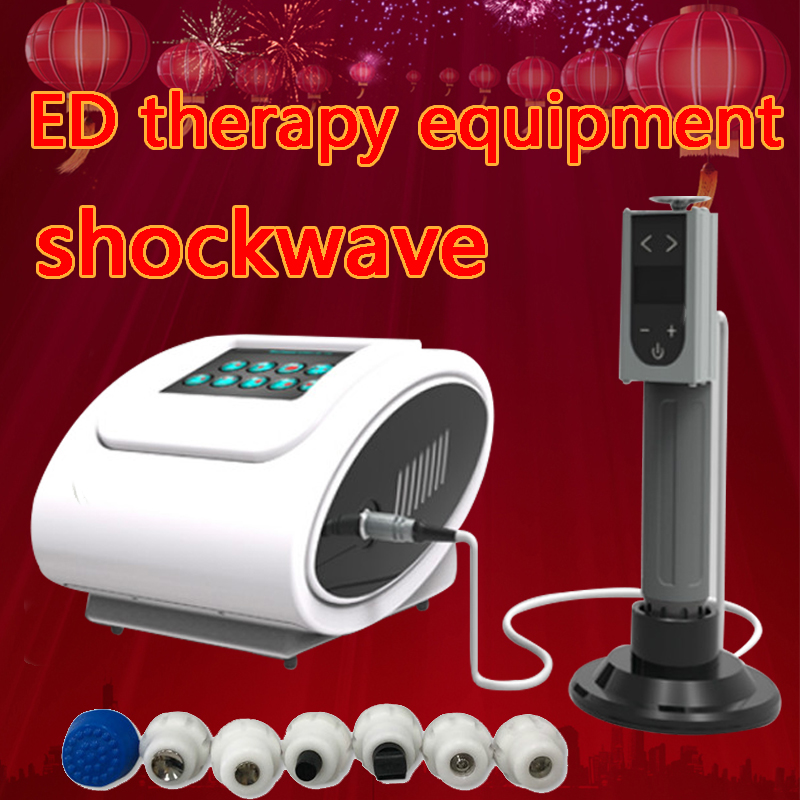 Portable Low-intensity Acoustic Shock Waves To Erectile Dysfunction Treatment/Low Intensity RSWT Therapy Machine For ED