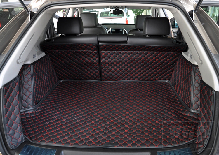 Best Quality Special Car Trunk Mats For Cadillac SRX