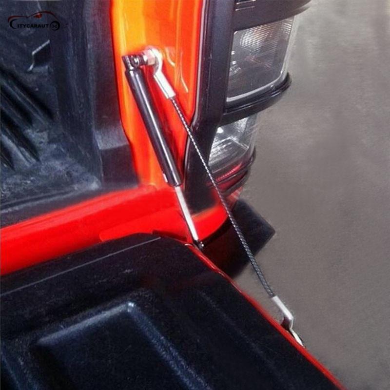 Новый задние ворота стойки шок для isuzu DMAX 2012 Нержавеющаясталь газа медленно Подпушка для D-max 2012